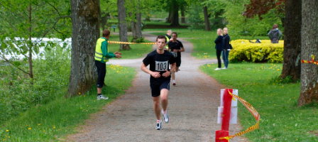 Still on the move, it seems – New PB on 10k race Hälsoloppet in Alingsås